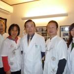 Master Chou's Clinic Tokyo 2011